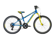 Cube Kid 240 race blue 'n' yellow